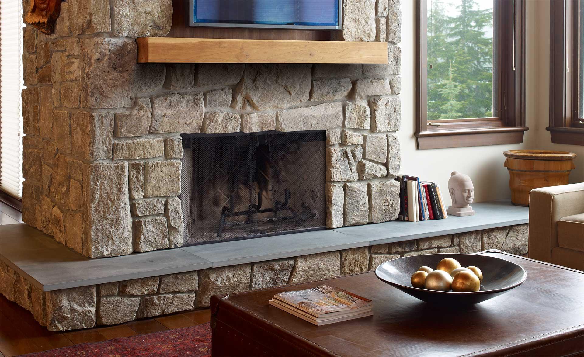 Types Of Wood Burning Fireplaces Regency