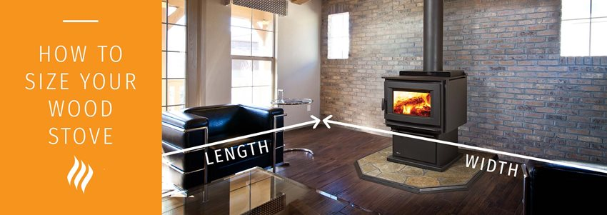 What Size Wood Stove Do You Need?