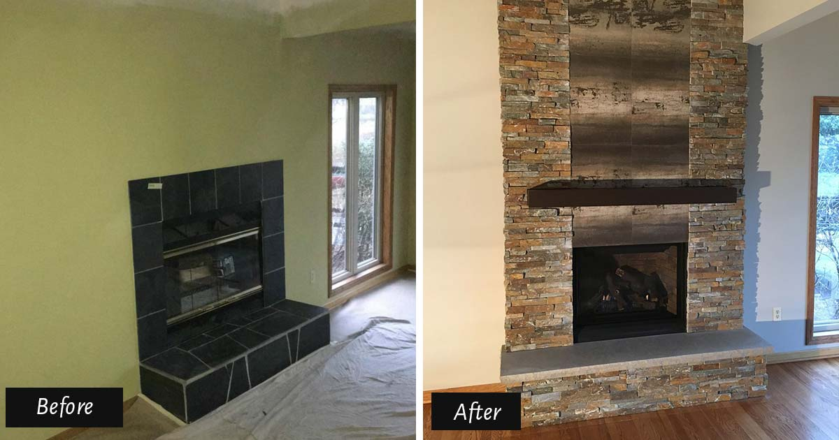 How to Fall In Love With A New Fireplace