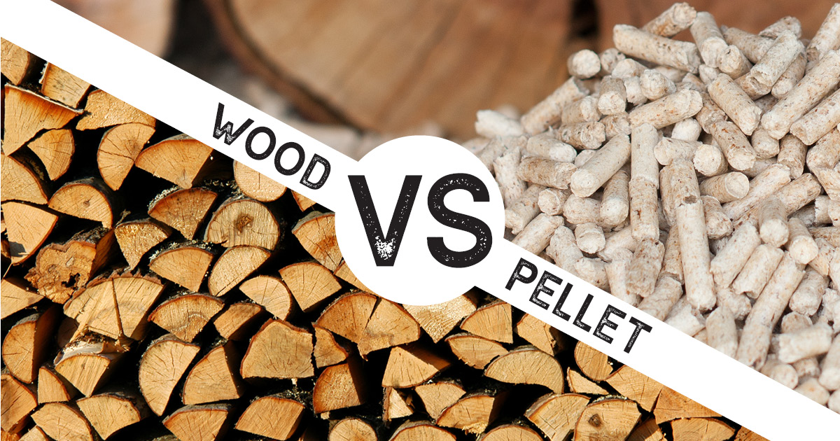Wood Stoves vs Pellet Stoves