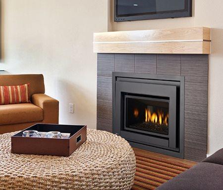 B Vent Natural Draft Gas Fireplace