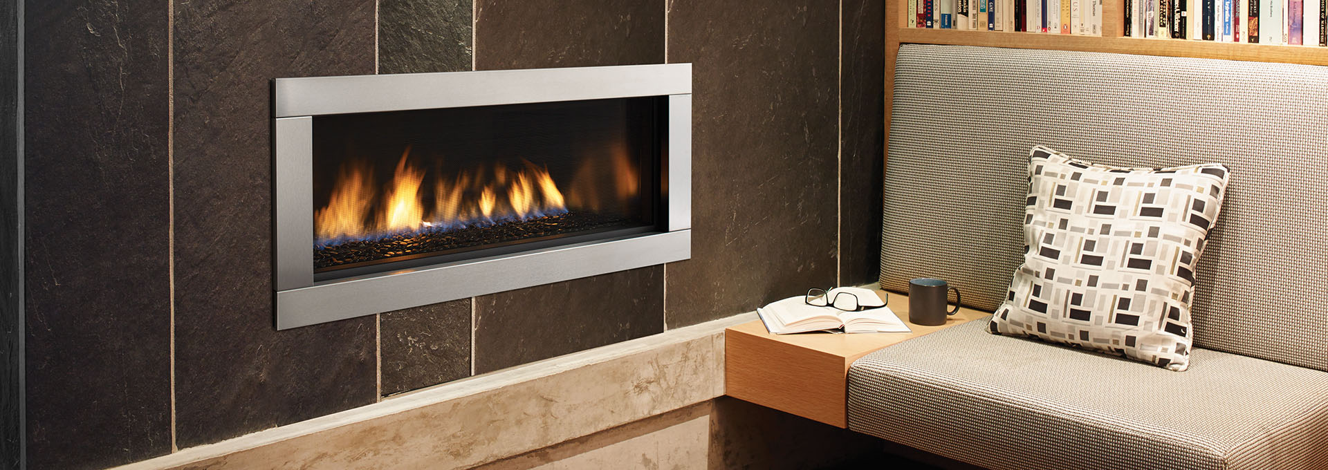 Gas Fireplaces Contemporary Regency