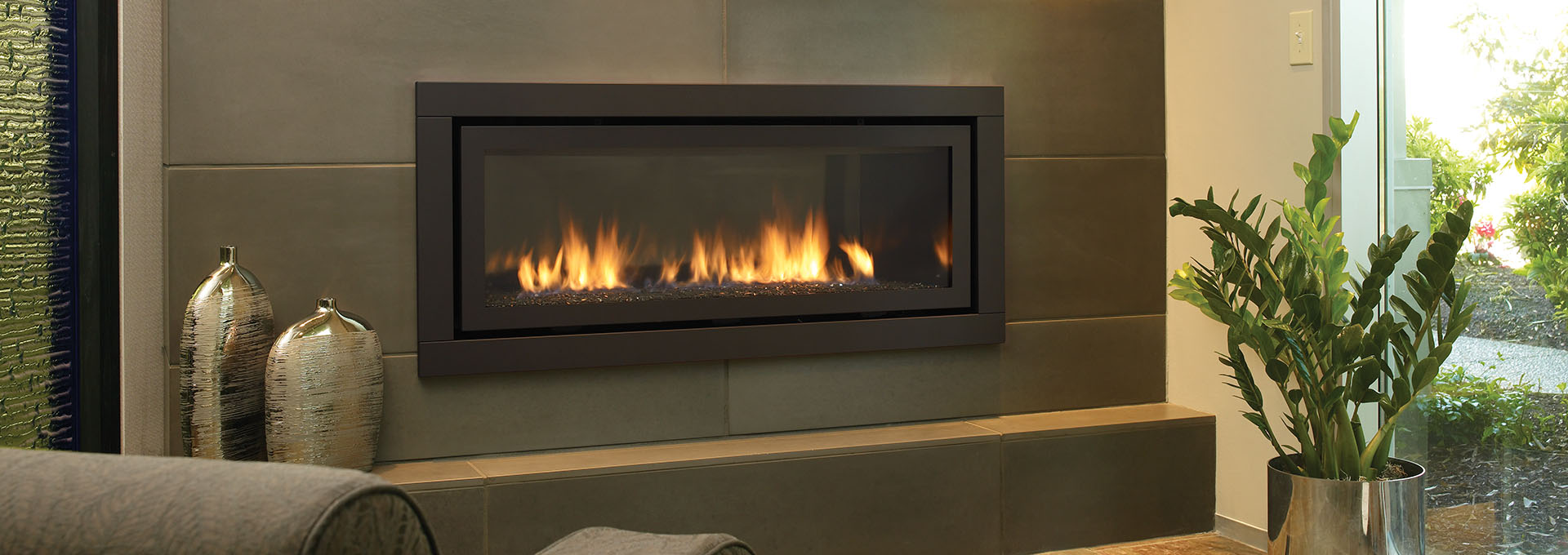 regency horizon hz54e gas fireplace contemporary u0026 modern gas