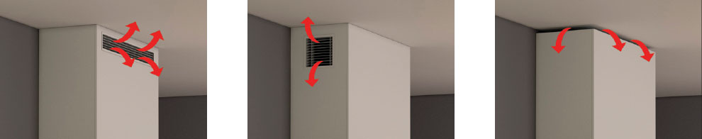 Flexible Venting Options