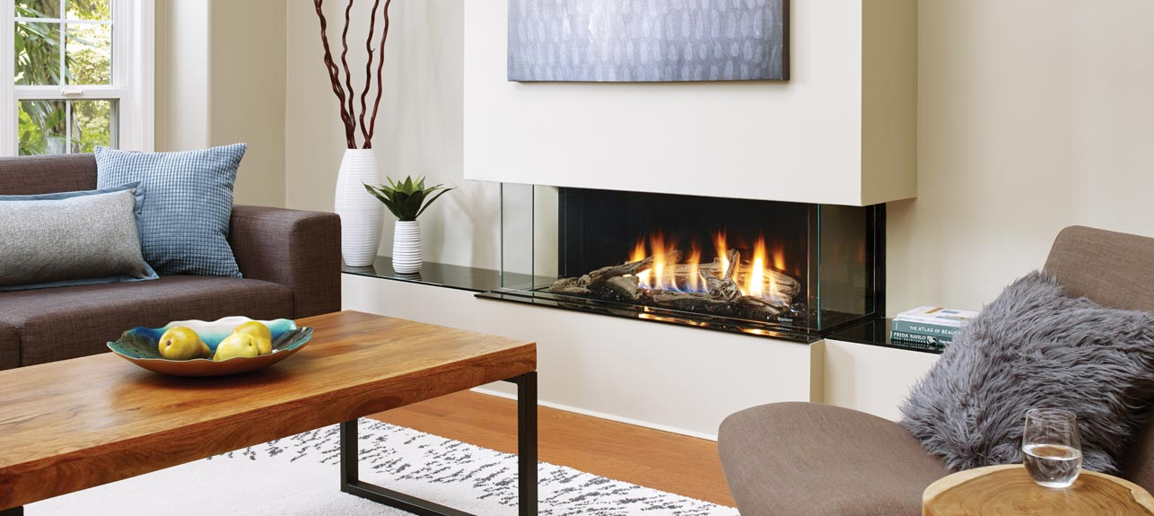 Regency City Series Gas Fireplace