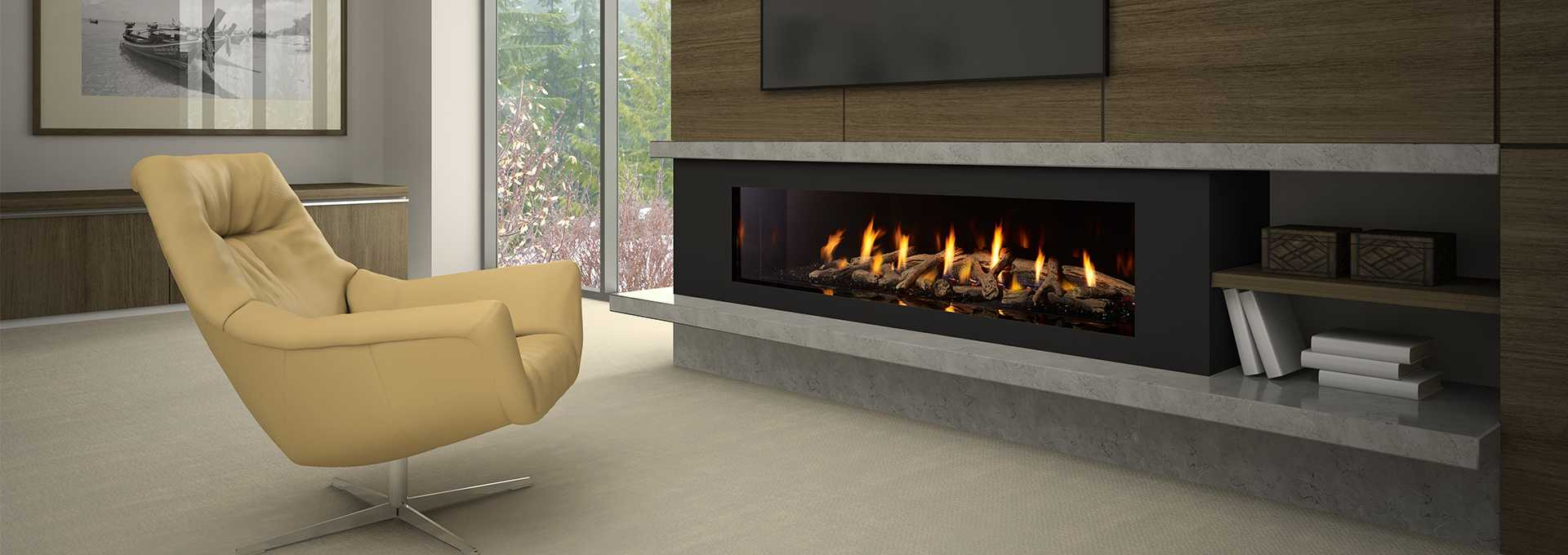 Top 5 Modern Fireplace Design Trends Of 2017