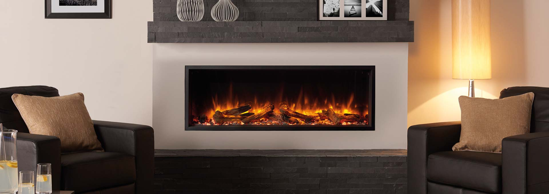 26+ Chimney Free Electric Fireplaces Costco Wallpapers