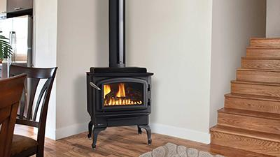 Regency is the leader in high-efficiency  gas stoves through attention to flame