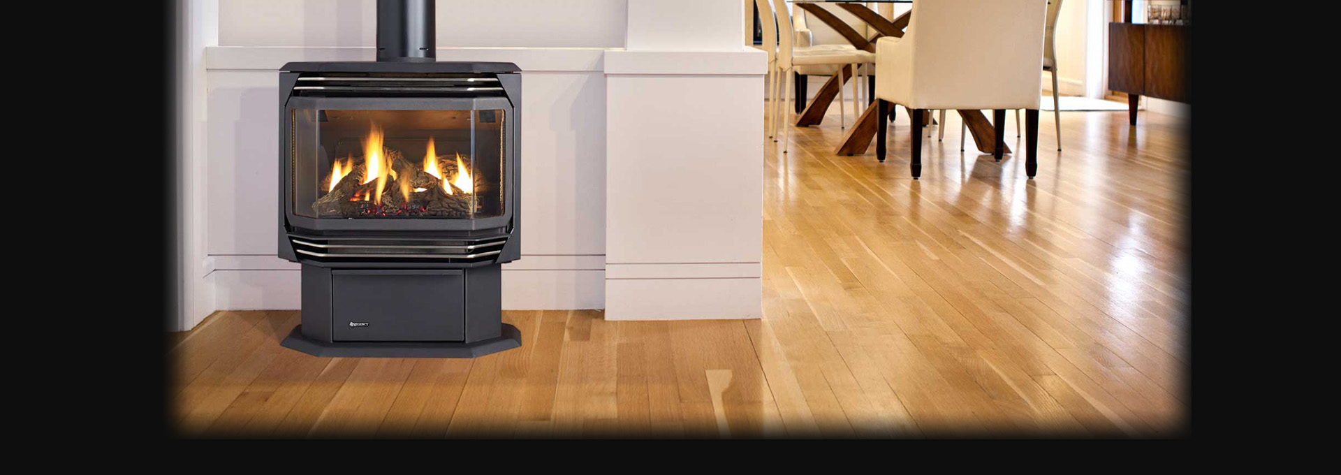 U39 Gas Stove - Gas Stoves - Regency Fireplace Products