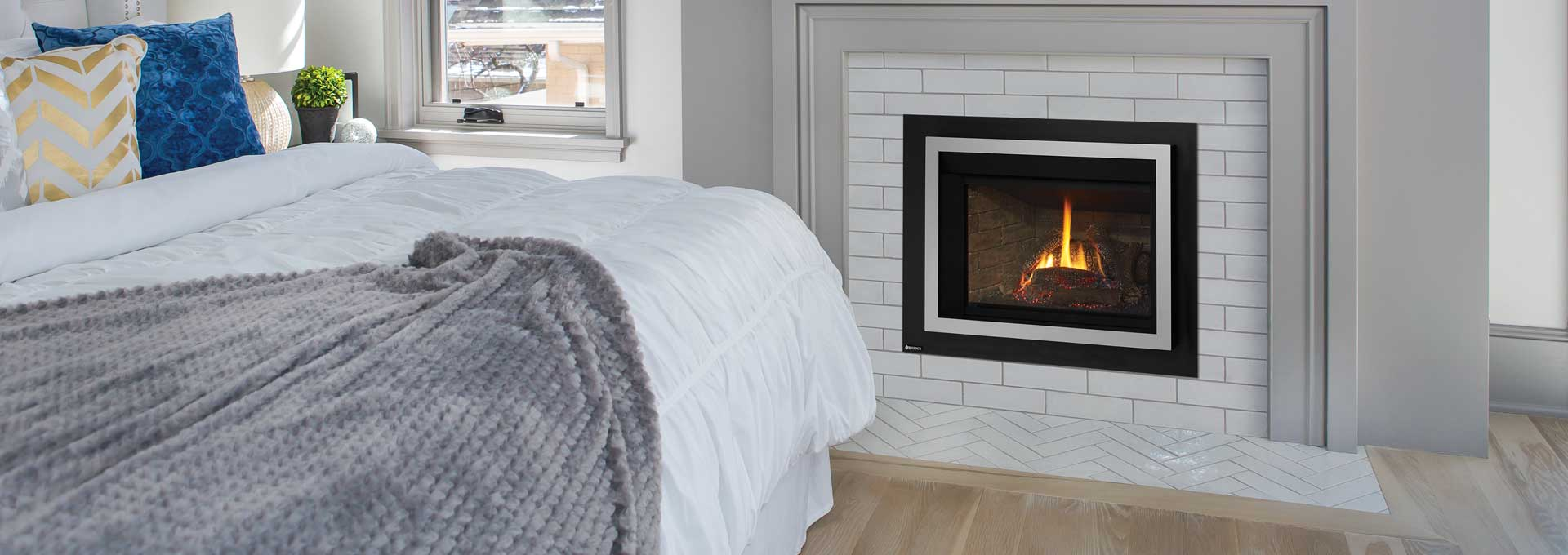 The 11 Best Gas Fireplace Insert Trends of 2020