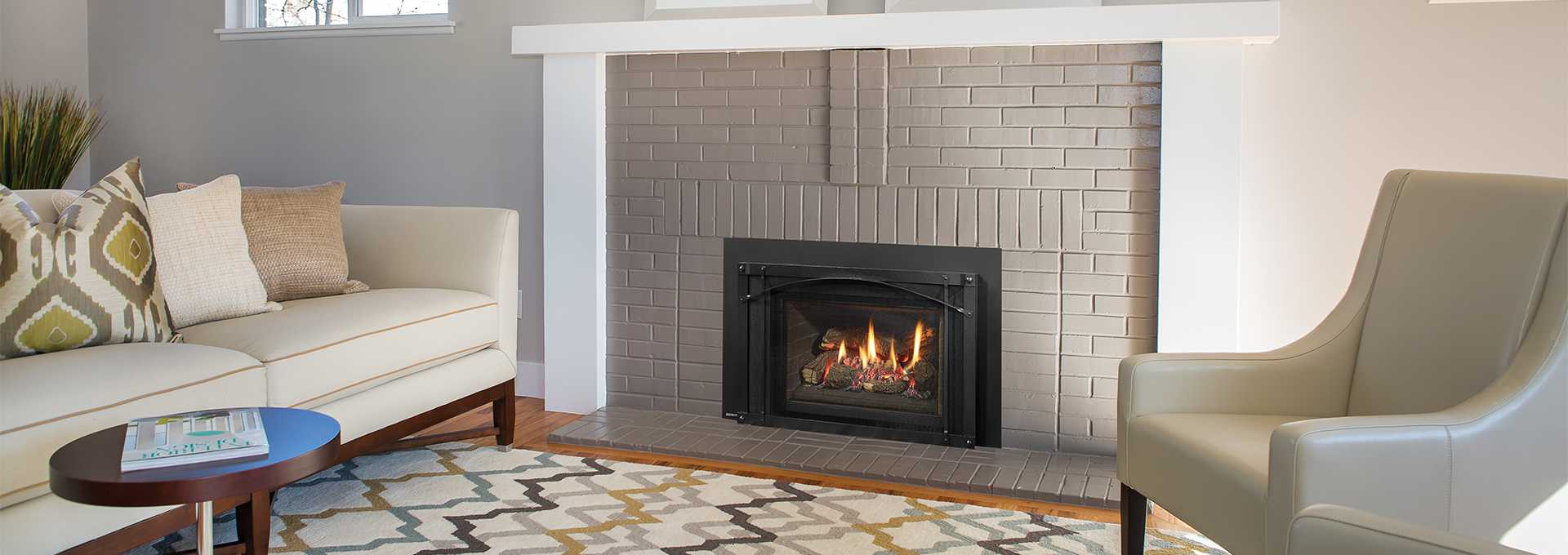Top 5 Reasons Why You Should Upgrade to a New Gas Fireplace Insert