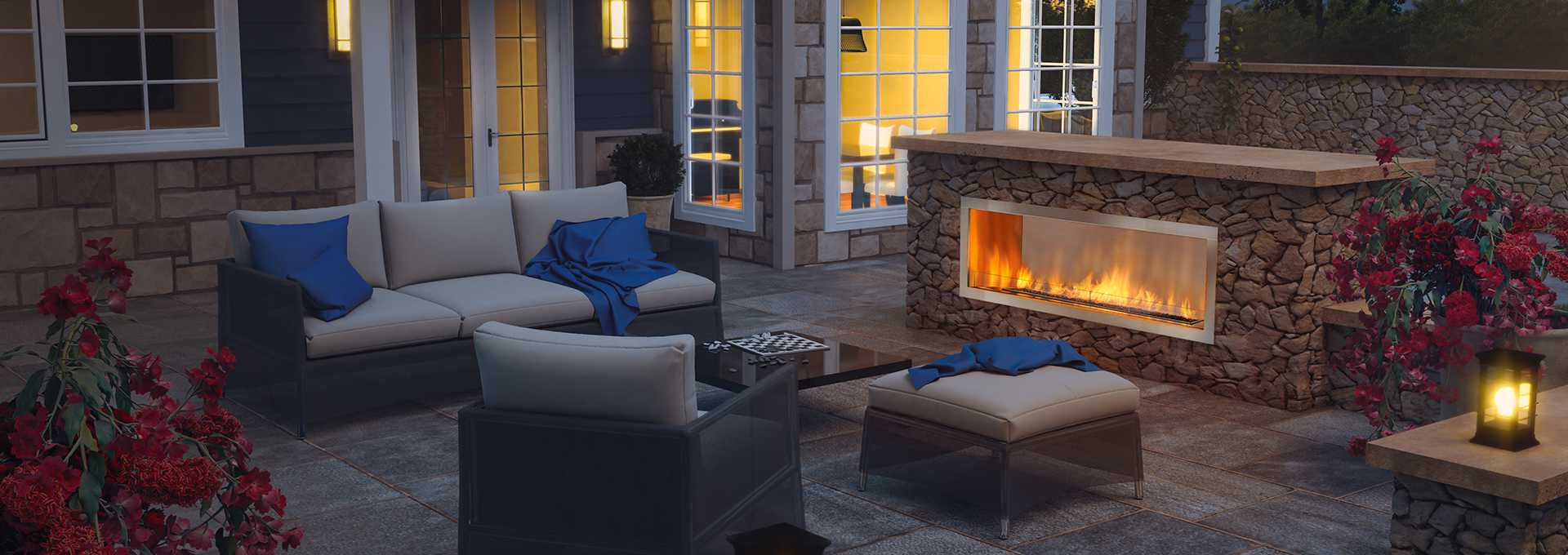 5 Features of High-Quality Outdoor Fireplaces