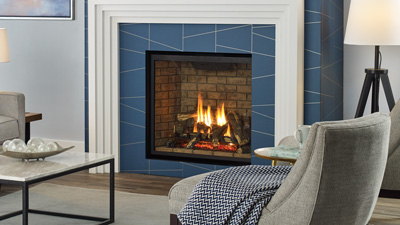 Timeless design and enduring quality are the hallmarks of the Regency Traditional Direct Vent Gas Fireplace line.