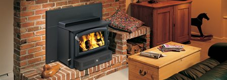H2100 Wood Insert Wood Fireplace Inserts Regency Fireplace Products