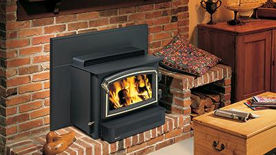 The Classic Hearth Heater combines the best qualities of the Classic Stove and the Insert series.