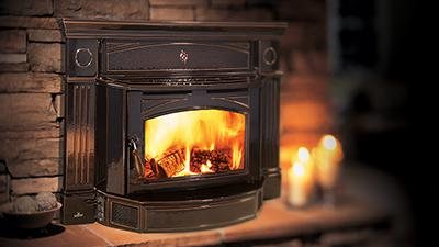 Slides easily into your existing fireplace turning your drafty fireplace into a high efficiency heater; instantly.