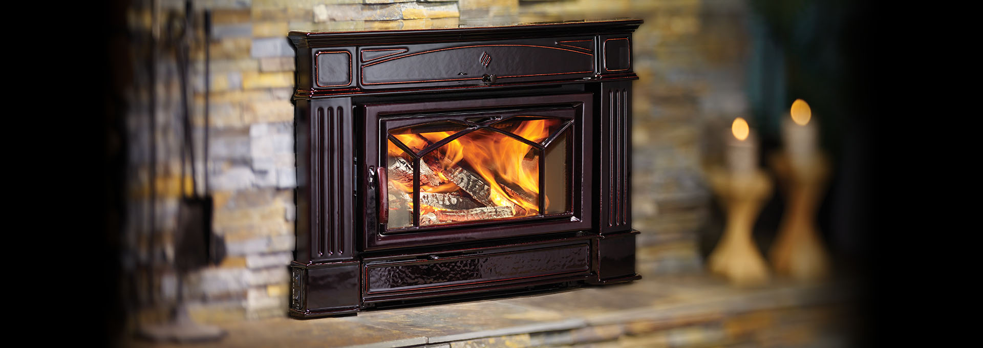 Hampton Cast Iron Fireplaces - Regency Fireplace Products