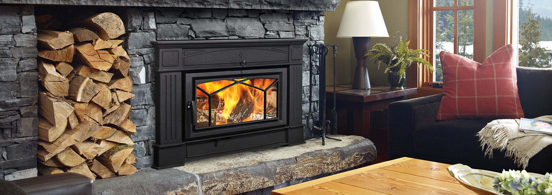Fireplaces and stoves - general information: a selection of sites