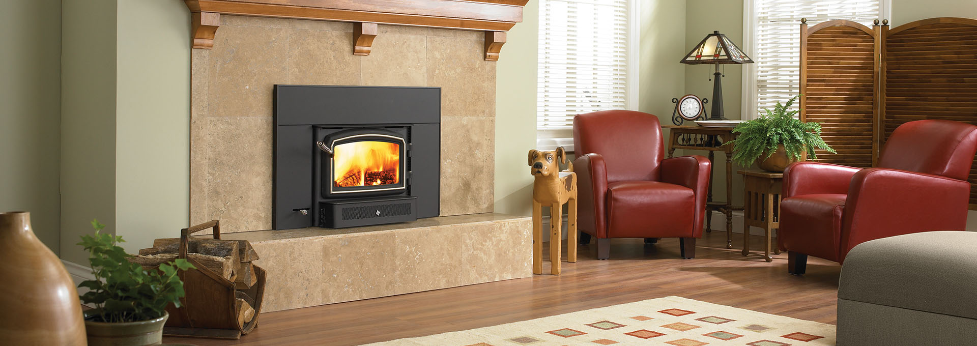 i1200 wood fireplace insert regency fireplace products