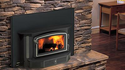 By adding our largest Regency Classic Fireplace Insert, you can efficiently keep all the heat in your home.