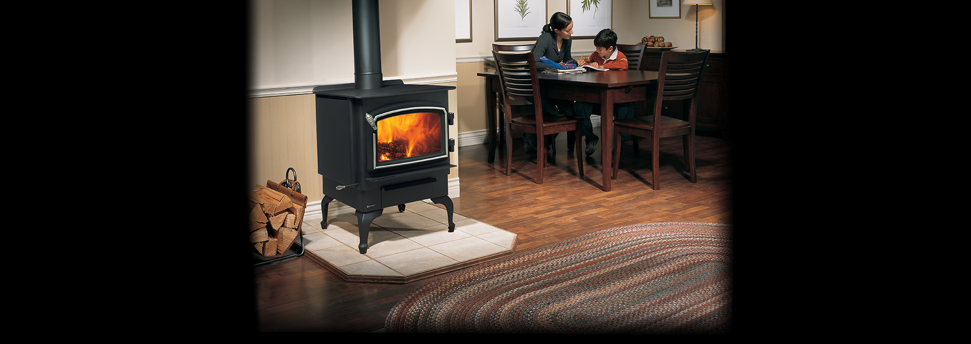 f1100 wood stove regency fireplace products