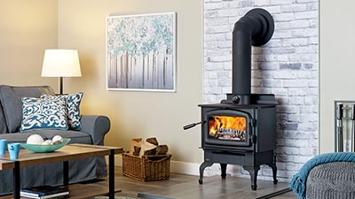 The Regency Cascades F1500 is a highly-efficient heater. This small Hybrid Catalytic wood stove utilizes triple burn combustion technology to maximize burn times and minimize emissions.