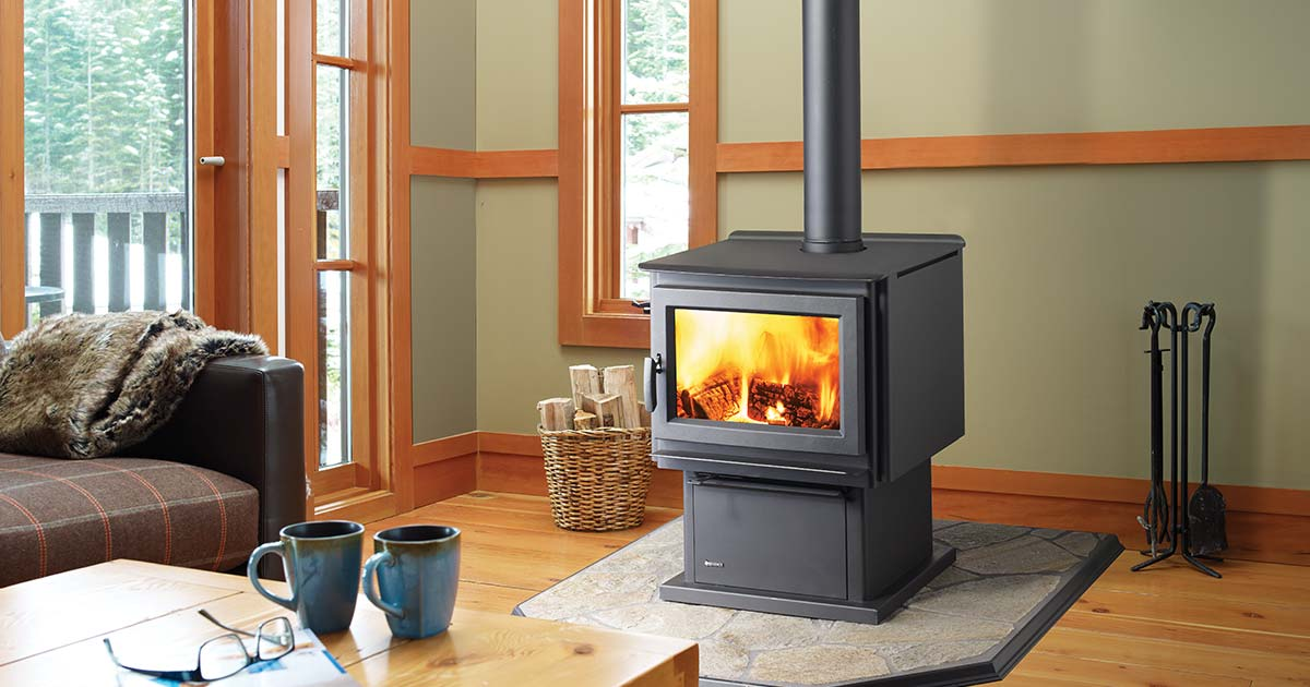 Wood Burning Stove Buyers Guide | Regency Fireplace Products