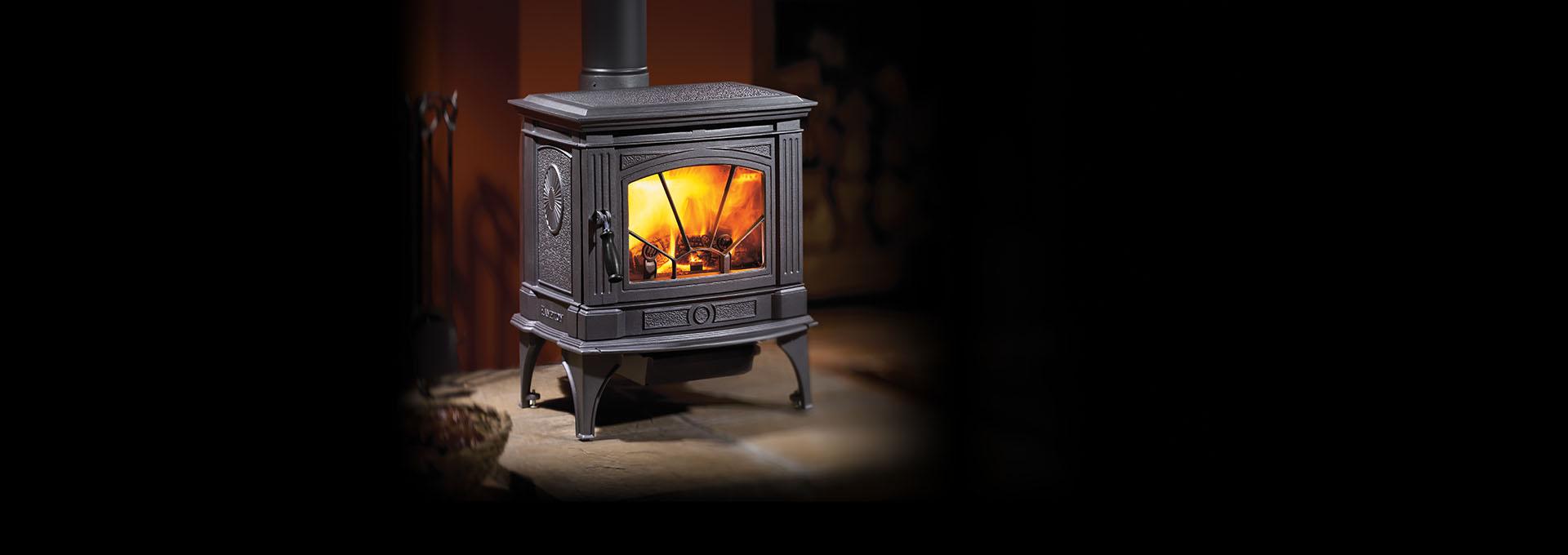 hampton h200 small cast iron wood stove regency fireplace products rh regency fire com