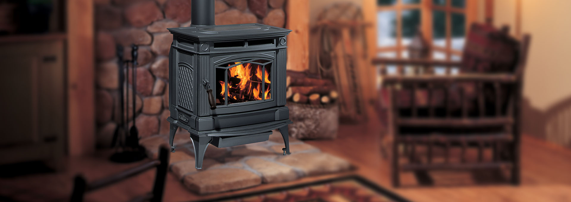 h300 hampton cast iron wood stove regency fireplace products