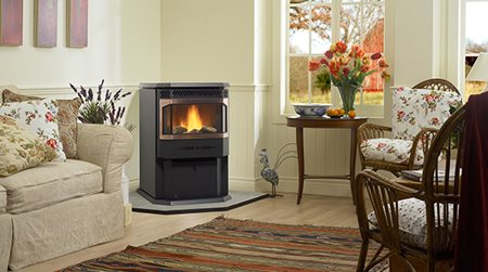 Low maintenance, environmentally friendly, product that burns efficiently.