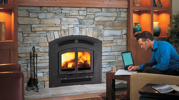 Ex90 Wood Burning Fireplace Regency Fireplace Products