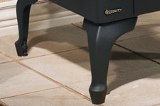 Black Cast Iron Legs