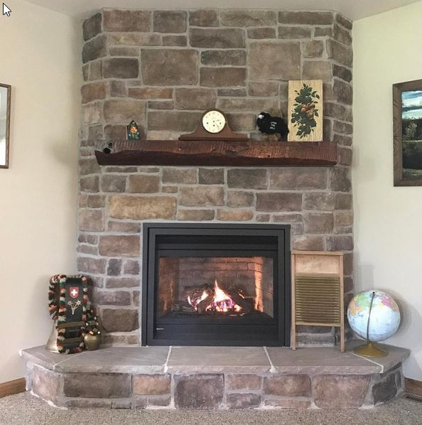 Completely new Fireplace Design Ideas Photo Gallery - Fireplace Mantels  SW02