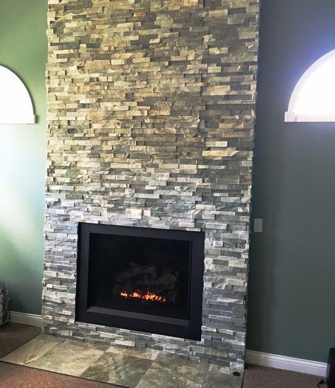 Very Fireplace Design Ideas Photo Gallery - Fireplace Mantels  SL13