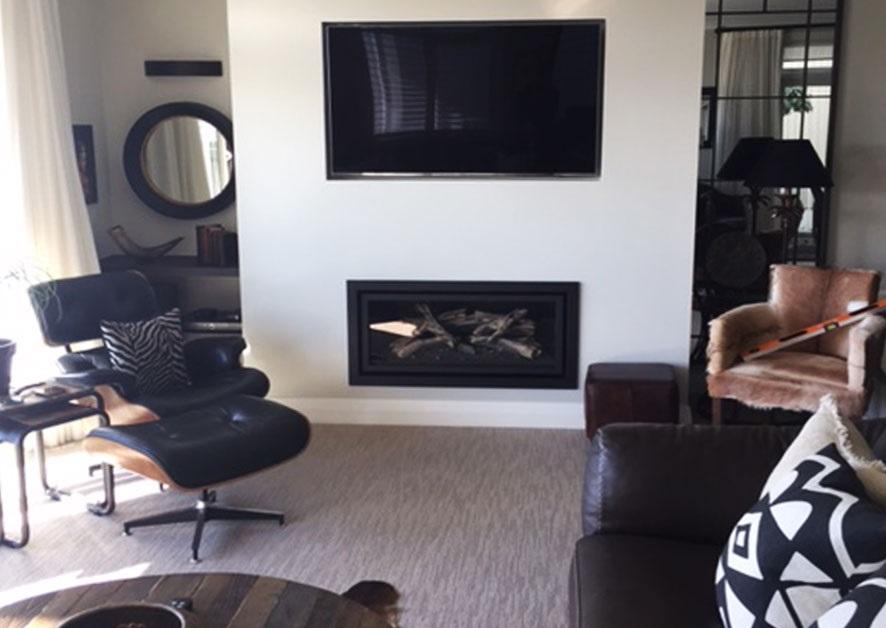 U900E Gas Fireplace
