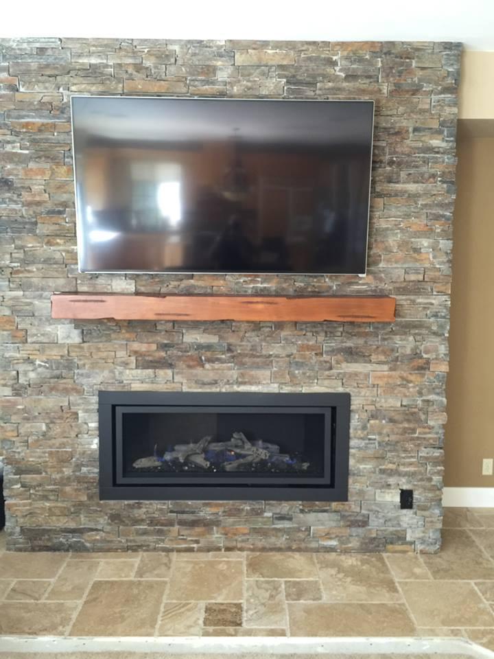Fireplace Design Ideas Photo Gallery - Fireplace Mantels ...
