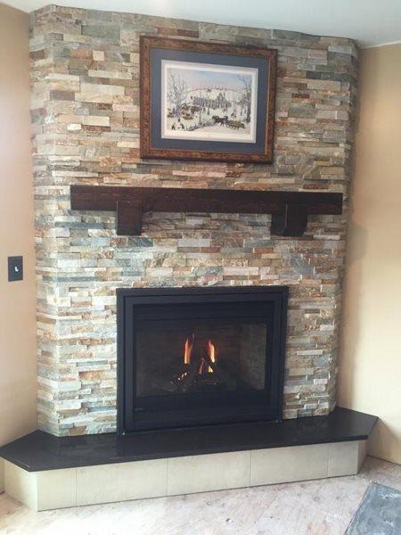 Regency P36 Gas Fireplace - Fireplace Idea Photo Gallery - Fireplace & Fireplace Mantel Photos