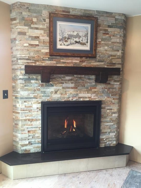 fireplace finish ideas best ideas about corner fireplace